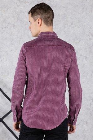 рубашка              17.2509-BORDO