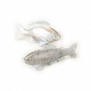 Декор 2000934 Рыба Fiete L15-18cm полирезин
