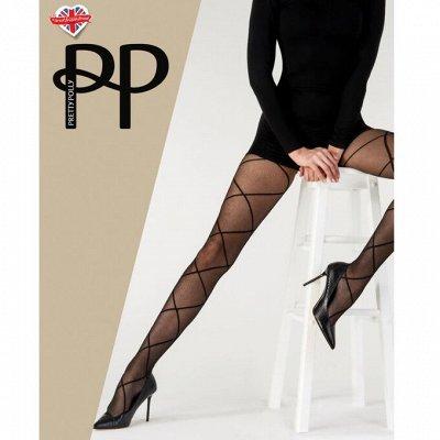PP - Английский бренд! Летние колготки под босоножки! — Роскошная фантазия! — Белье и купальники