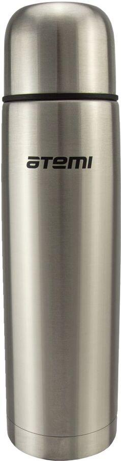 Термос Старая цена 961 руб!  Материал: нержавеющая сталь, пластик, силикон.  Объем: 1 л.  Вес: 620 грамм  Диаметр термоса: 8.6 см.  Высота термоса (с учётом крышки): 31.4 см.  Термос - вещь незаменима