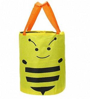 Корзина автомобильная для мусора Пчелка