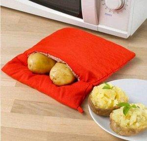 """Мешок для запекания картофеля в СВЧ """"Potato Express"""""""