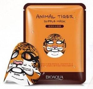 Маска для лица  Animal Tiger