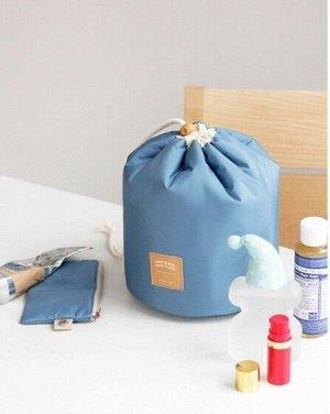 Дорожная косметичка Travel Dresser Синяя