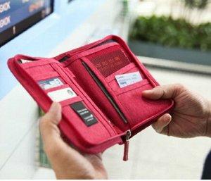 Компактный холдер для документов Travelus