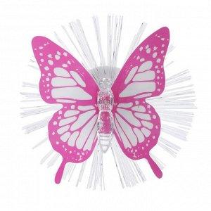 """Украшение светодиодное """"Бабочка"""", 10см"""