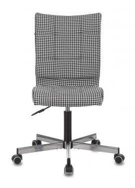 Кресло Бюрократ CH-330M серый Morris гусин.лапка крестовина металл