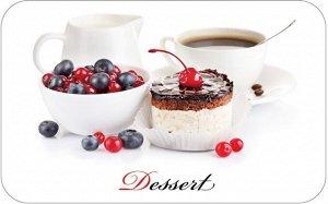 Салфетка сервировочная ПВХ Десерт 03 26*41см