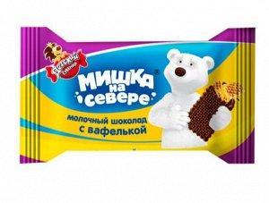 Шоколадный десерт Мишка на Севере