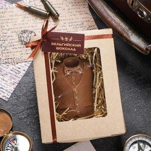 Шоколадная фигурка «Смокинг», 80 г