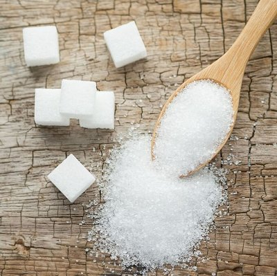 Продукты. Все в наличии. — Сахар, соль, сода — Сахар и соль
