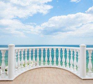 Фотообои Балкон с видом на океан