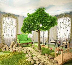 Фотообои Сказочная комната