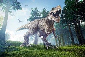 Фотообои Тираннозавр