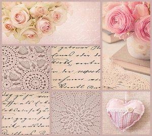 Фотообои Романтичные воспоминания