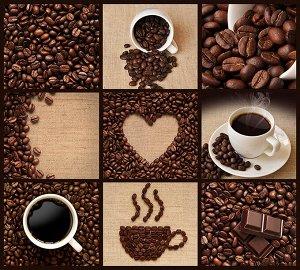 Фотообои Кофейные зерна микс