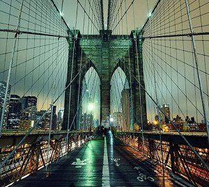Фотообои На мосту