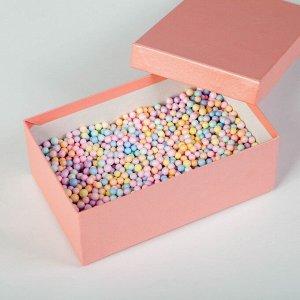 Наполнитель для подарков (шарики) «Ярких моментов». 16 х 24 см