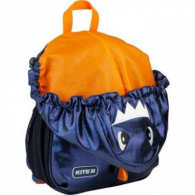 KITE-8 Немецкие рюкзаки. Канцелярия — Рюкзаки для дошкольников. Модели с капюшонами :)) — Сумки и рюкзаки