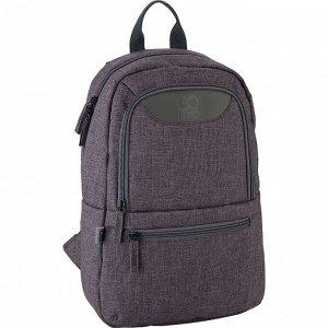 Рюкзак GoPack Сity 119S-2 коричневый