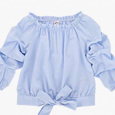 MINI MAXI: Отшили наряды на лето  — Для девочек/Блузки (туники) — Для девочек