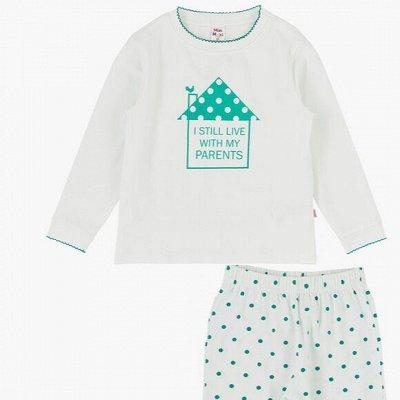 MINI MAXI: Отшили наряды на лето  — Для девочек/Комплекты для дома (пижамы) — Для девочек