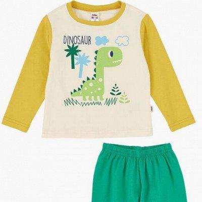 MINI MAXI: Отшили наряды на лето  — Для мальчиков/Комплекты с шортами — Для мальчиков