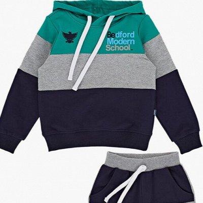MINI MAXI: Отшили наряды на лето  — Для мальчиков/Комплекты спортивные — Для мальчиков
