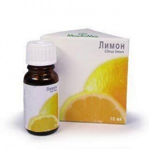 "Лимона масло 10 мл, ""МедикоМед"""