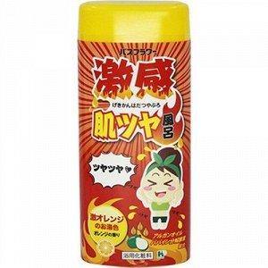 Gekikan Соль для принятия ванны улучшающая метаболизм с детокс-эффектом, 400 г