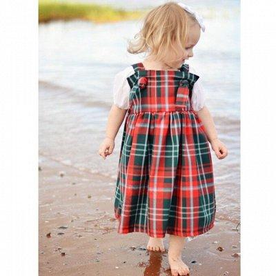 Вязалкин-9. Уютный трикотаж для всей семьи, пряжа — Детская одежда. Девочки (платья, костюмы)