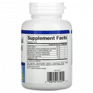 Natural Factors, здоровье легких, бронхов и носа, 90 таблеток