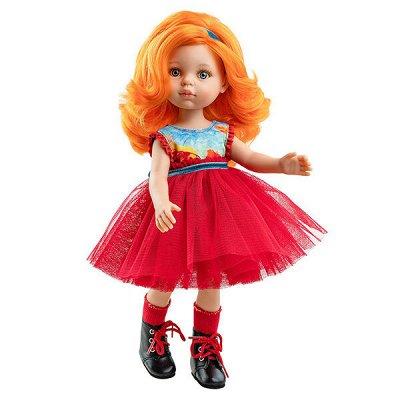Счастливая закупка. Паола Рейна -легендарная испанская кукла