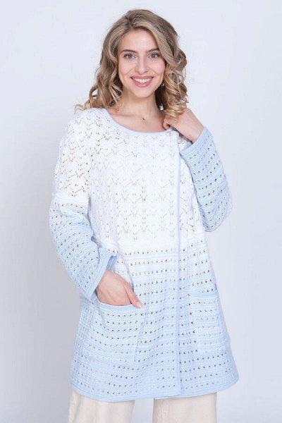 Женская одежда, вязаный трикотаж от фабрики Стиль — Жакеты/Болеро — Болеро
