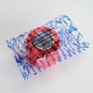 Бинт когезивный (самофиксирующийся) Вариант 4 м х 4 см, эластичный, красный