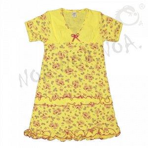 Сорочка для девочек арт 10026-1