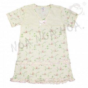 Сорочка для девочек арт 10026-5