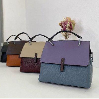 Сумкомания🔥 2600 моделей женских и мужских сумок — Натуральная кожа (средний размер) — Кожаные сумки