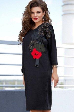 Платье Vittoria Queen 11623/1 черный