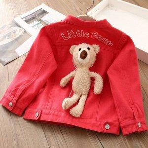Джинсовая куртка BabyKids Element a638