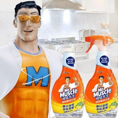 Капсулы Для Посудомоечной Машины Fairy Platinum ❄ — Мистер Мускул- эксперт в чистоте — Мыло
