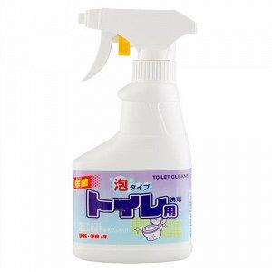 "Пеномоющее средство Rocket Soap ""Toilet Cleaner"" для туалета спрей, 300мл, п/б, 1/20"