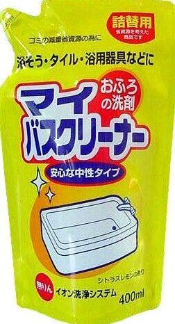 "Пеномоющее средство Rocket Soap ""My Bath Cleaner"" для ванны, 400мл, м/у, 1/20"