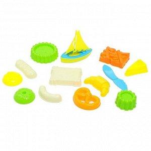 Песочный набор «Кондитерские изделия», 14 предметов