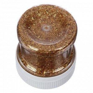 Поталь стружка 30 мл (1г), Lu*art Deco Potal, цвет золото шампань GP03V0010