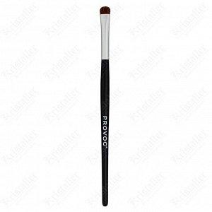 Кисть для теней плоская, маленькая, Provoc Eyeshadow Stamp Brush