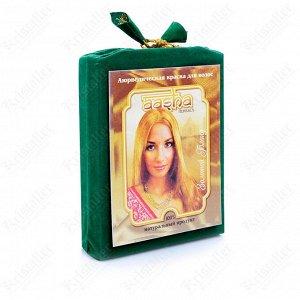 Аюрведическая краска для волос, Aasha Herbals, золотой блонд
