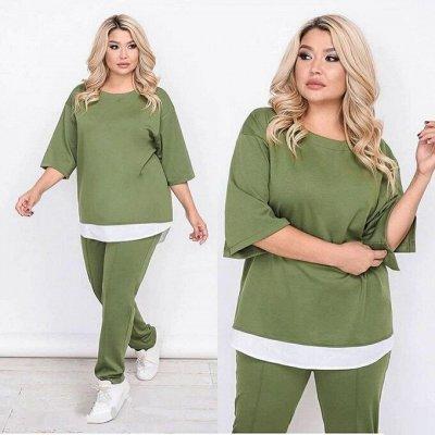 Women's Moda размера plus size     — Костюмы  — Костюмы