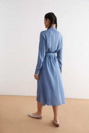 Платье жен. Flavias  голубой