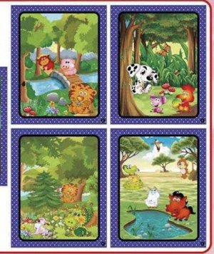Раскраска серия Животные